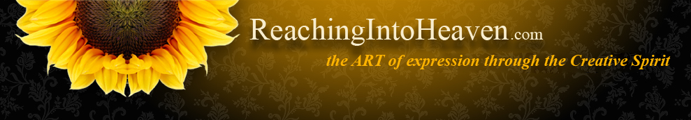 ReachingIntoHeaven.com: The 'ART' of hearing from God